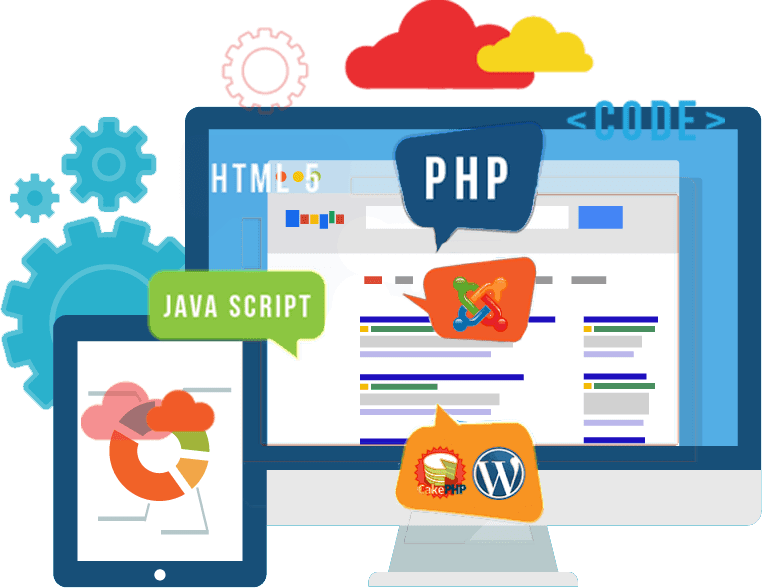 Make your business effortless with Web development solutions