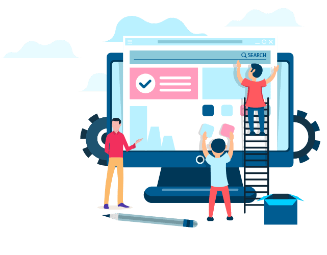 Custom web design services and its impact on leads!