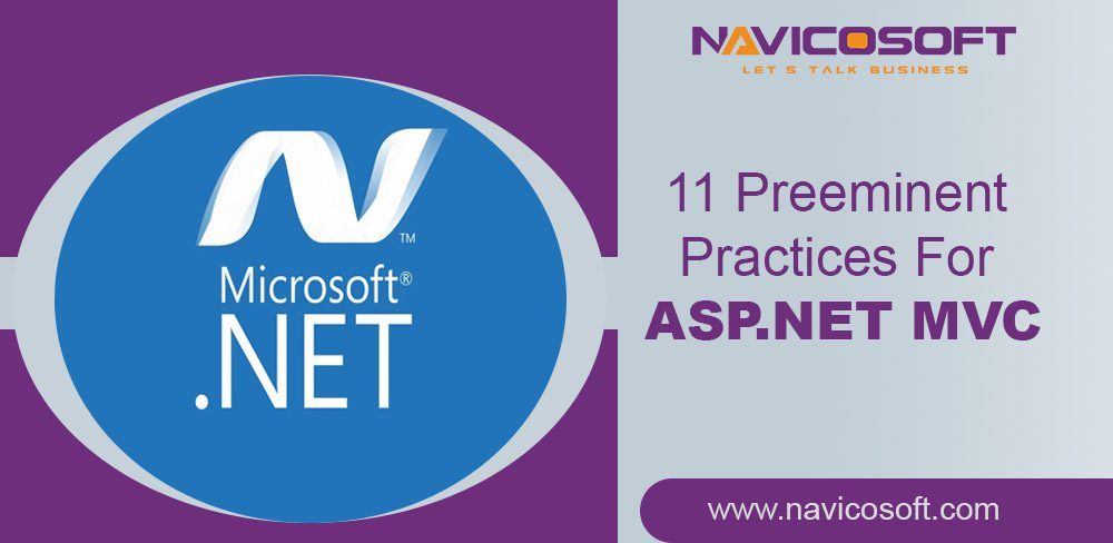 Practices for ASP NET MVC