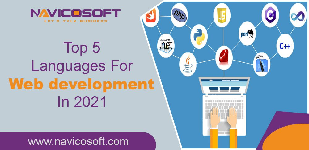 languages for Web development in 2021